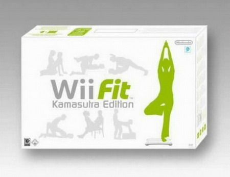 Wii Fit Kamasutra sex shop Edition