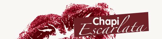 Quien es Chapi Escarlata