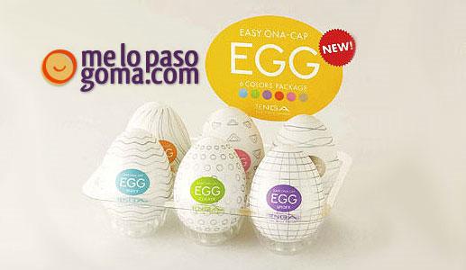 Huevos Tenga Egg