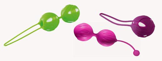 tipos de bolas chinas