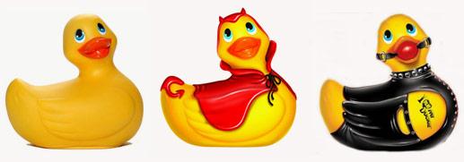 Pato Vibrador