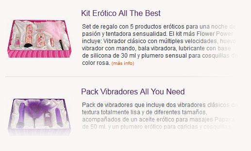 cestas eróticas