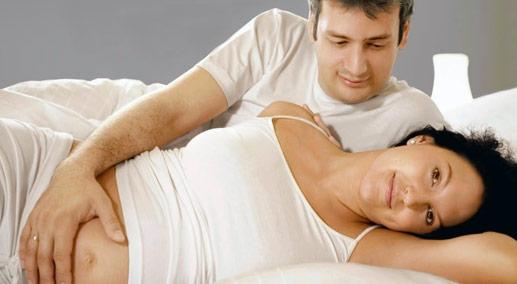 Juguetes sexuales embarazadas