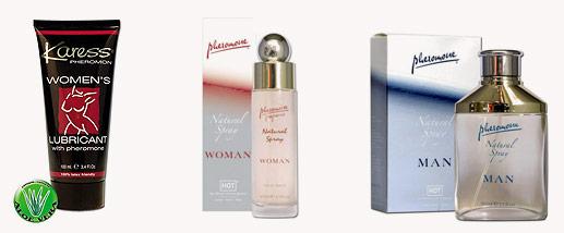 Feromonas perfumes