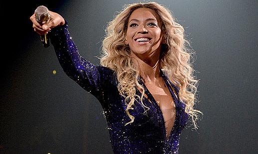 Beyonce en el sex shop